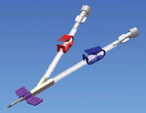 Aiguille à fistule uniponcture JMS Bionic